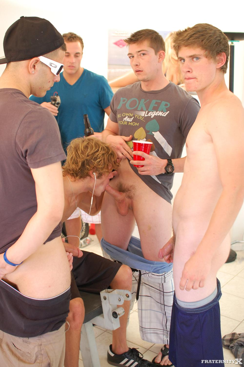 Fraternity-X-Cum-Dump-Frat-Guys-Fucking-Bareback-Amateur-Gay-Porn-07 Real Fraternity Brothers Finger Bang and Bareback A Pledge