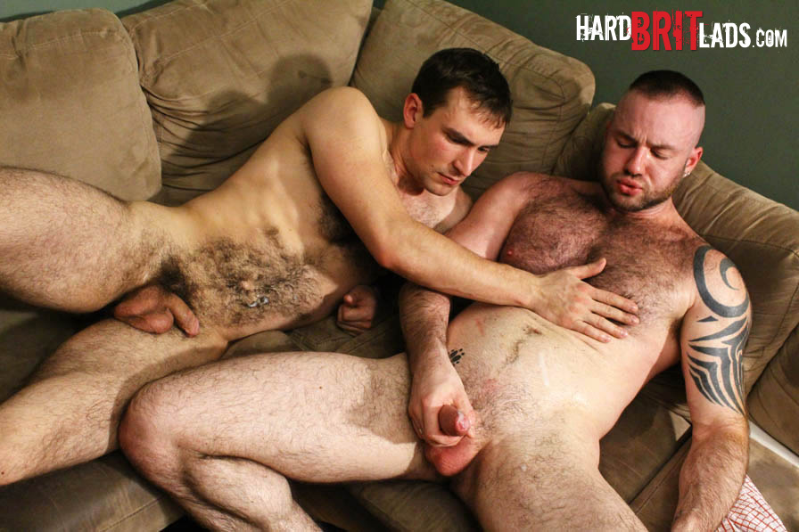 Hard Brit Lads Guy Rogers and Justin King Hairy Muscle Guys With Big Uncut Cocks Amateur Gay Porn 20 Amateur Hairy British Muscle Guys With Big Uncut Cocks Fucking