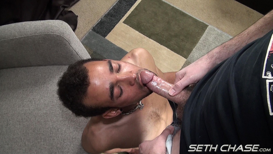 Seth Chase Daddy Gives Bisexual boy huge cum facial Amateur Gay Porn 15 Bisexual Boy Sucks Daddies Cock and Gets Painted With A Huge Cum Facial