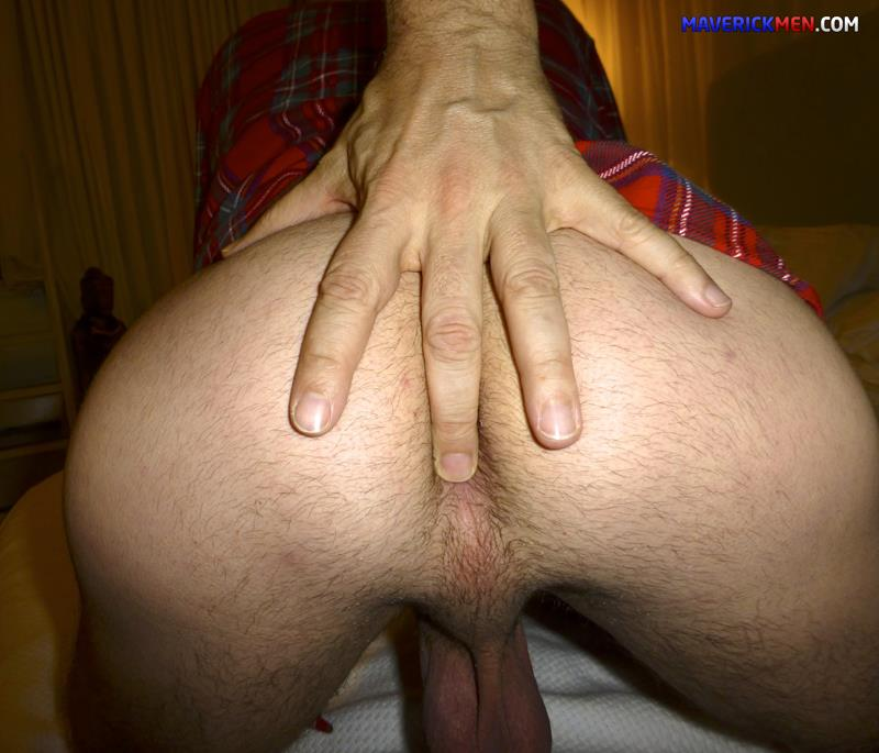 Twink Gets Muscle Cock And Baton In His Ass
