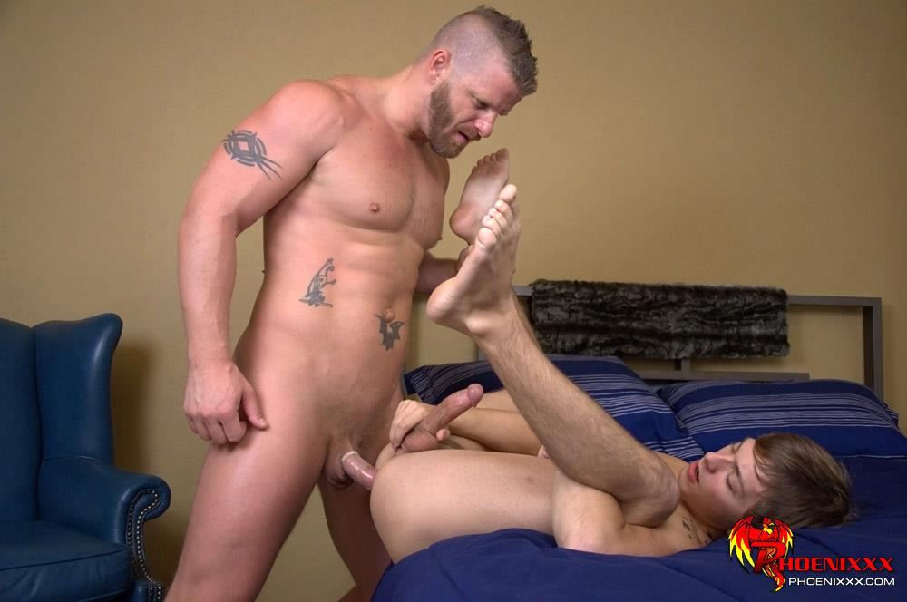 Phoenix-Im-Your-Boy-Toy-Ryker-Madison-Jeremy-Stevens-Muscle-Hunk-Fucking-A-Twink-Amateur-Gay-Porn-15 Hung Muscle Hunk Fucks The Hell Out Of A Tiny Twink