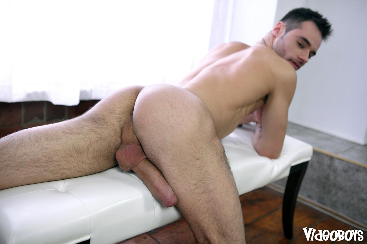 VideoBoyz-Marco-Gagnon-Huge-Uncut-Cock-In-A-Fleshlight-Amateur-Gay-Porn-11 Horny Young Guy Busts Open A Fleshlight With His Big Uncut Cock