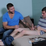 Men Top To Bottom Jack Radley and Colby Jansen Muscle Hunk Fucking Amateur Gay Porn 07 150x150 Big Cock Bisexual Virgin Takes A Cock Up His Ass For The First Time
