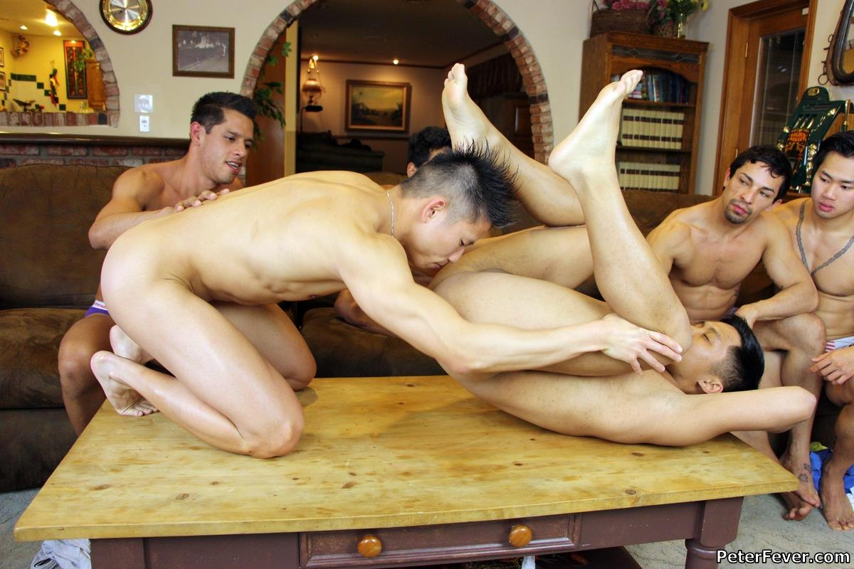PeterFever Asian Guys With Big Asian Cocks Rimming and Fucking Amateur Gay Porn 07 Hung Asian Guys Rimming and Fucking With Big Asian Cocks