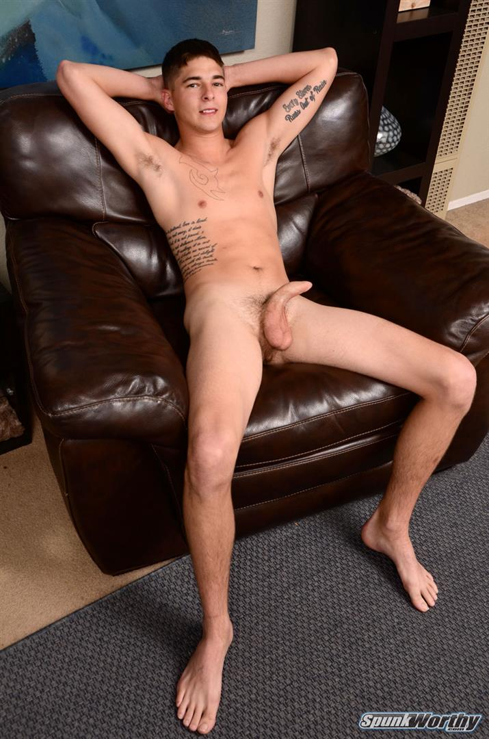 SpunkWorthy-Alec-Straight-Marine-With-A-Big-Uncut-Cock-Amateur-Gay-Porn-04 Straight Marine With A Big Uncut Cock Gets A Helping Hand