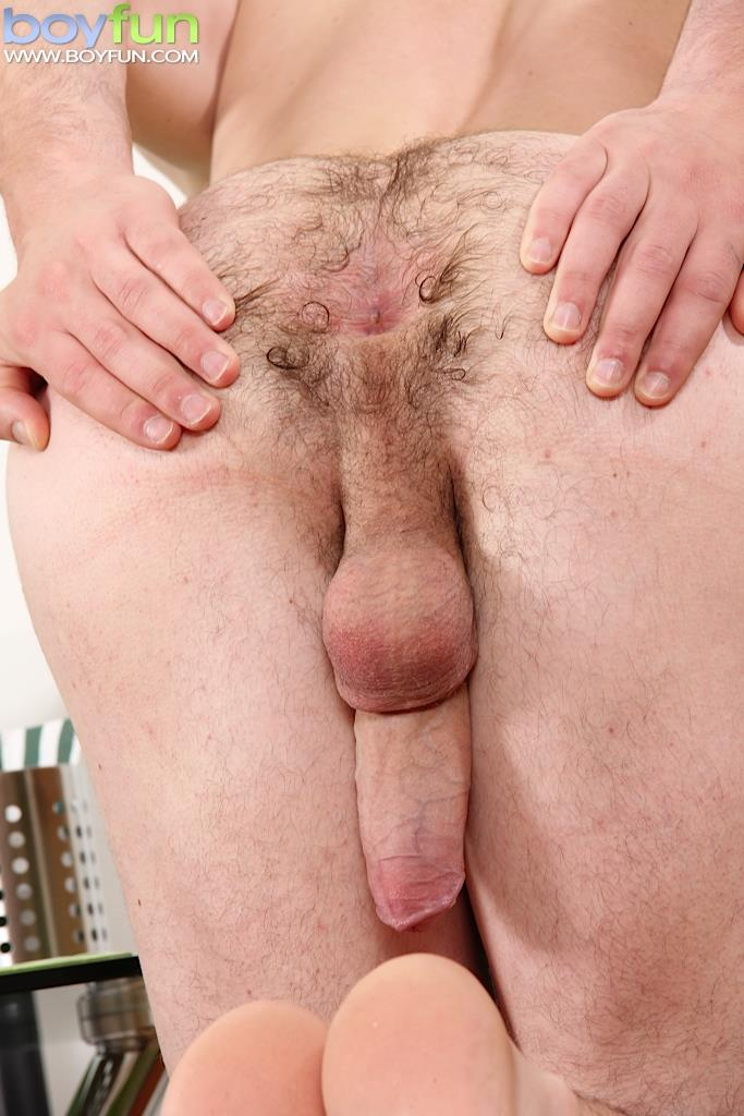 BoyFun James Huck Twink With A Big Uncut Cock and Hairy Ass Jerking Off Amateur Gay Porn 20 Twink Playing With His Big Uncut Cock And Hairy Ass