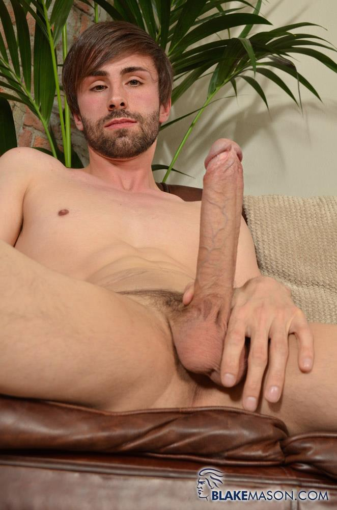 Blake-Mason-Ryan-Mason-British-Guy-Stroking-His-Huge-Uncut-Cock-Cum-Amateur-Gay-Porn-05 Ryan Mason Stroking A Load Out Of His Big Uncut Cock