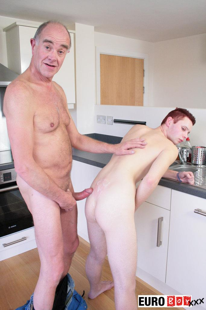 Euroboy XXX Aiden and Ben Big Uncut Cock Granddad Fucking Twink Amateur Gay Porn 19 Granddad Bareback Fucks A 19 Year Old Twink With His Big Uncut Cock