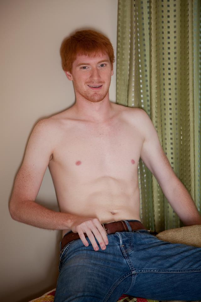 Southern-Strokes-Neil-Redhead-Ginger-Twink-Jerking-Off-Amateur-Gay-Porn-02 Happy St. Paddy's Day - Enjoy This Redheaded Twink Jerking Off