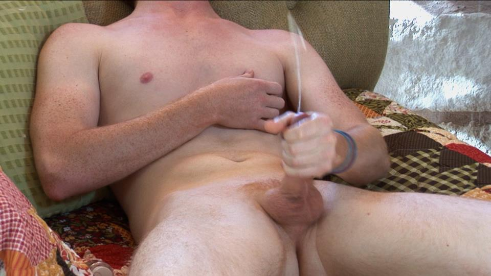 Southern-Strokes-Neil-Redhead-Ginger-Twink-Jerking-Off-Amateur-Gay-Porn-12 Happy St. Paddy's Day - Enjoy This Redheaded Twink Jerking Off