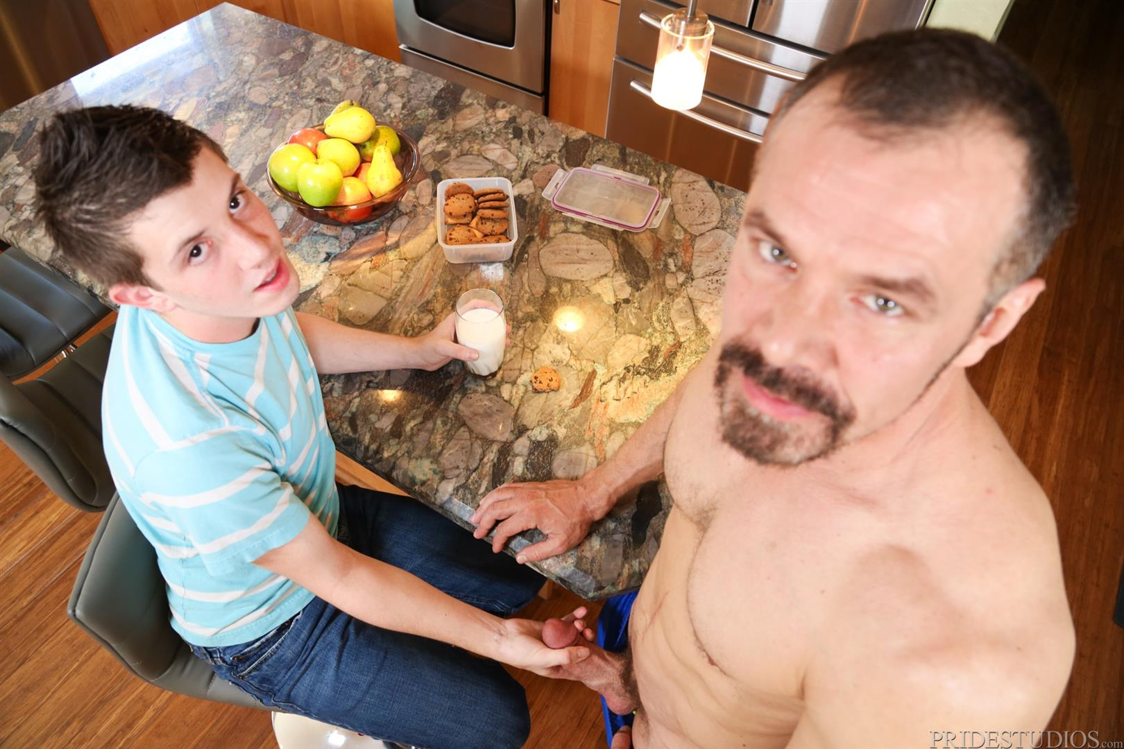 Cock Virgins Max Sargent and Jordan Long Daddy Fucking A Younger Guy Big Cock Amateur Gay Porn 04 Jordan Long Gets Fucked By His Best Friends Dad