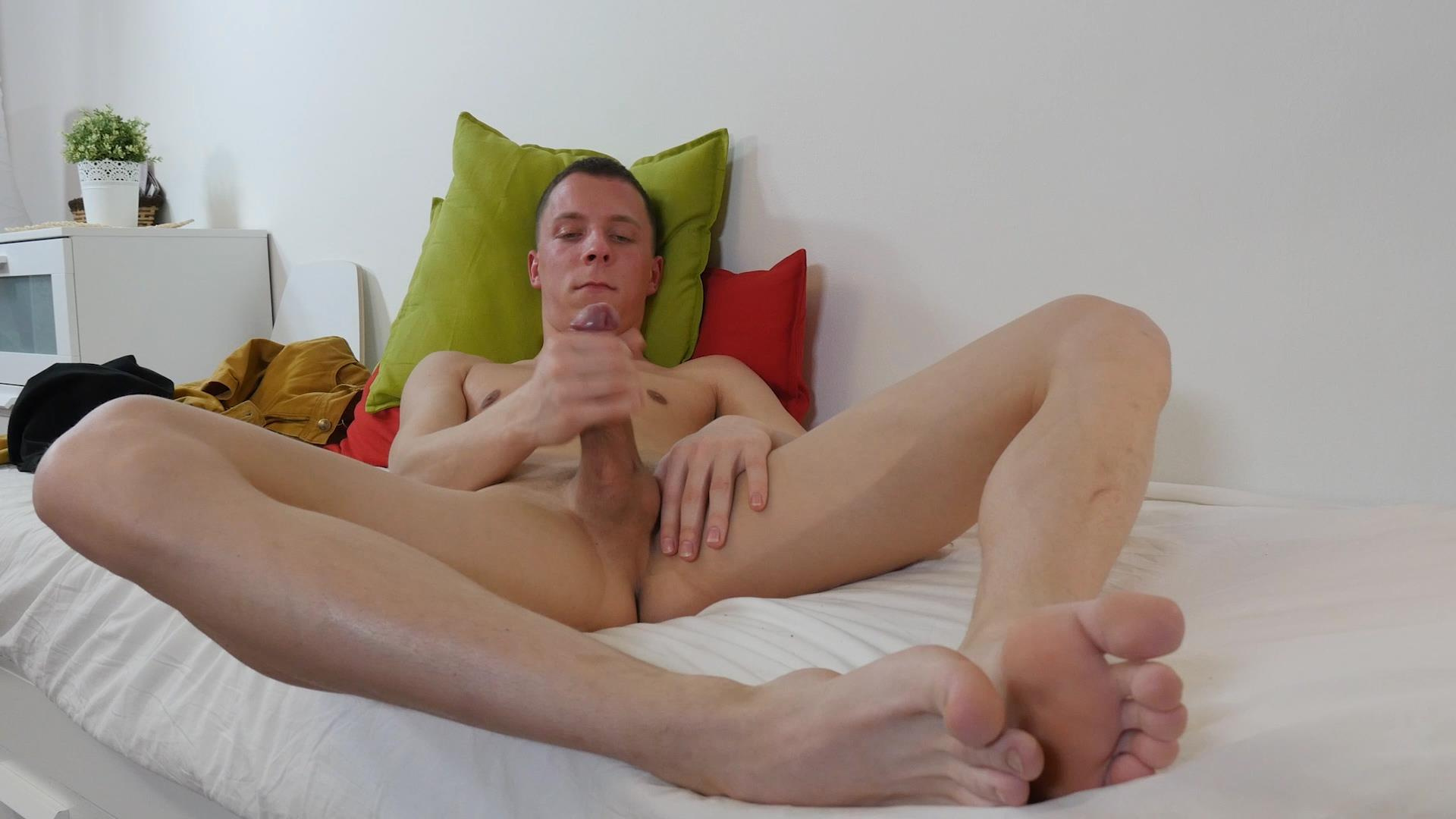 Twink Boys Party Andrew Kitt Twink With Big Uncut Cock Masturbation Amateur Gay Porn 14 Twink Andrew Kitt Rubbing A Load Out Of His Big Uncut Cock