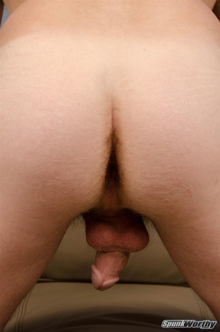 SpunkWorthy-Kenny-Straight-Redheaded-Army-Guy-Jerking-Off-Cock-Amateur-Gay-Porn-12 Straight Young Military Guy Stroking His Ginger Cock