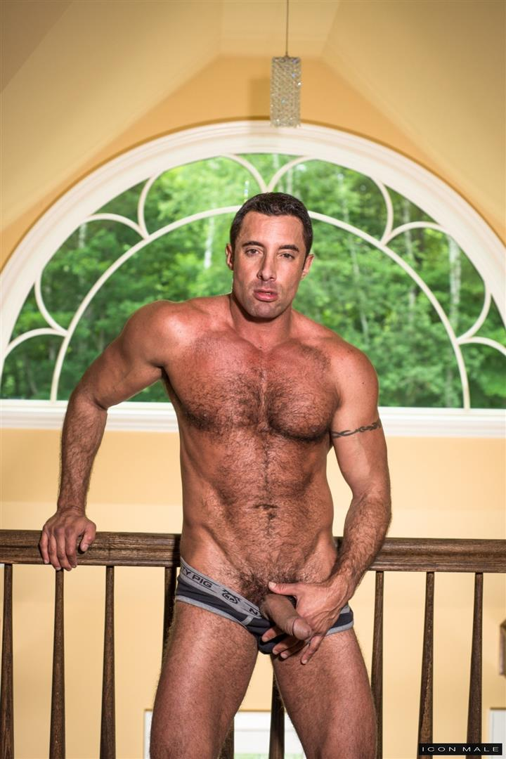 Icon Male Nick Capra and Hunter Hairy Muscle Daddy Fucking A Twink Page Big Uncut Cock Amateur Gay Porn 27 Twink Hunter Page Getting Fucked By Hairy Muscle Daddy Nick Capra