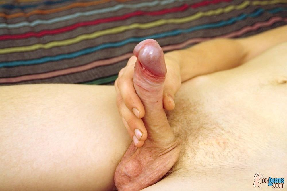 Toegasms Honza Twink With Big Uncut Cock Foot Fetish Amateur Gay Porn 14 Foot Fetish Twink Jerks A Load on His Feet From His Big Uncut Cock
