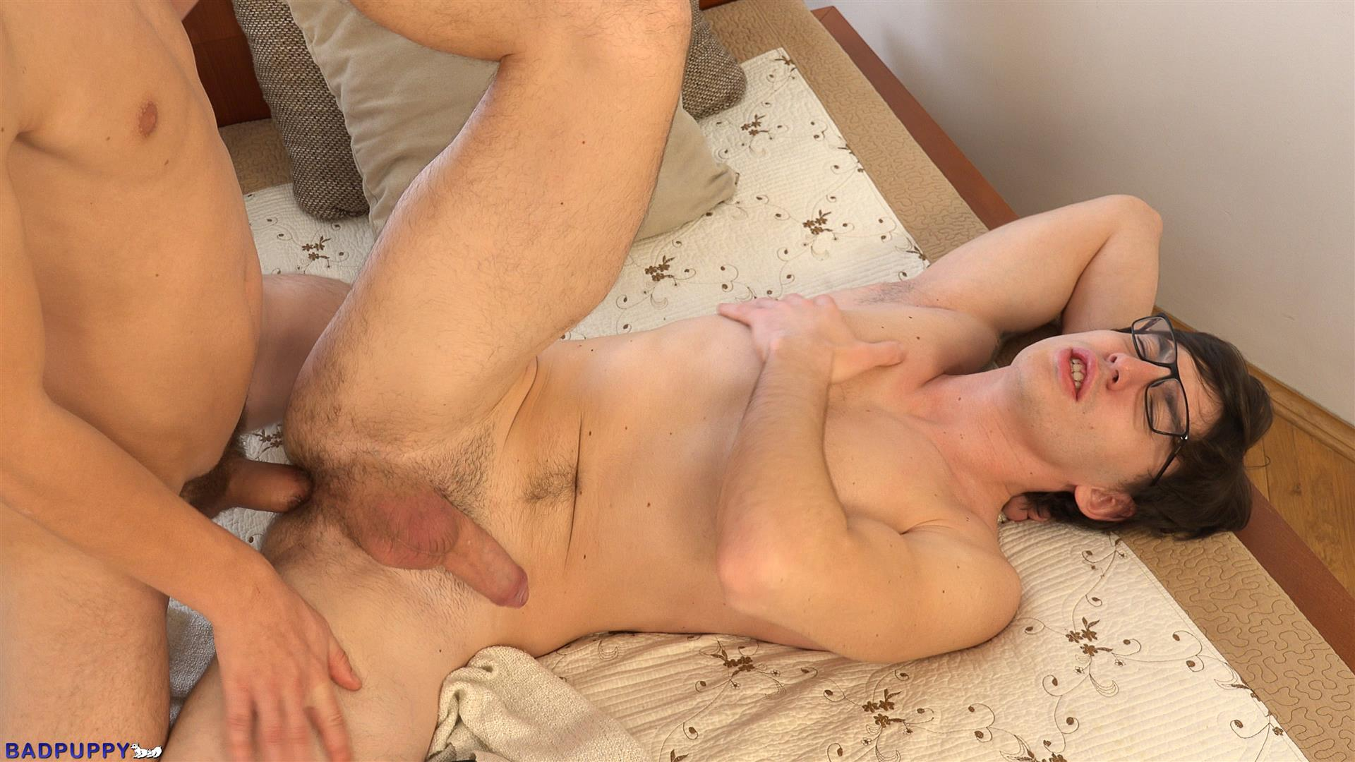 Badpuppy Petr Cisler and Roco Rita Hairy Ass Twinks Bareback Amateur Gay Porn 25 Nerdy Twink Gets Fucked With A Big Uncut Dick In His Hairy Ass