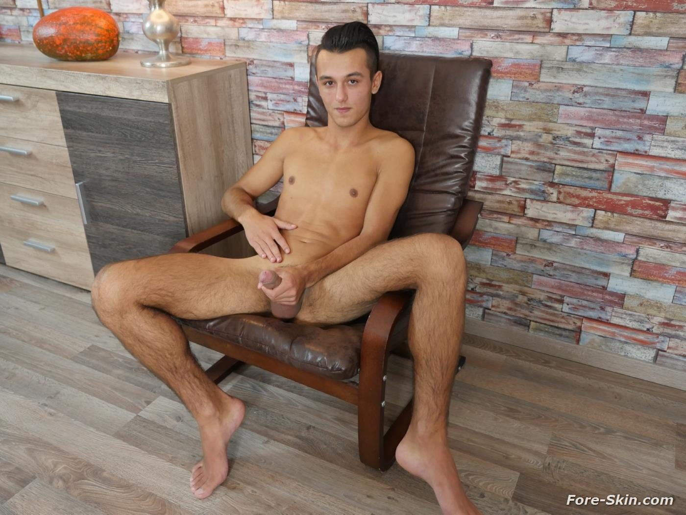 Fore-Skin-Martin-Muse-Twink-Twink-Jerks-His-Big-Uncut-Cock-Amateur-Gay-Porn-13 Hairy Legged Twink Plays With His Foreskin And Big Uncut Cock