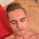 Czech Hunter Straight Rentboy Getting Barebacked With Big Uncut Cock Amateur Gay Porn 25 150x150 Picking Up A Straight Czech Rentboy And Barebacking His Ass
