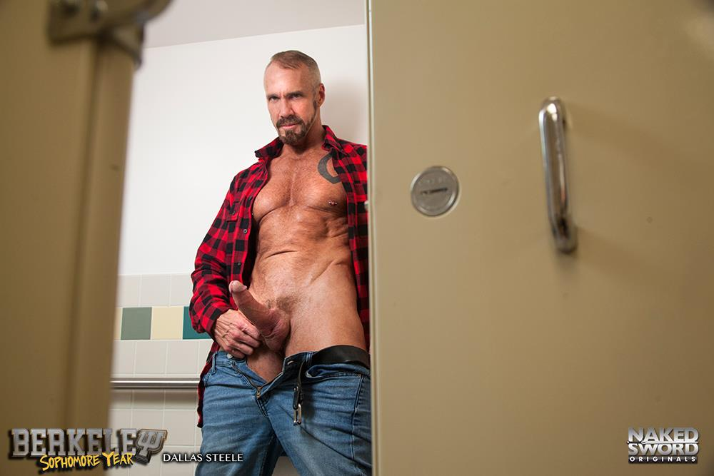 NakedSword-David-Emblem-Dallas-Steele-Older-Guy-Fucking-Younger-Guy-In-Bathroom-Video-05 My Older Professor Fucked Me In The University Bathroom