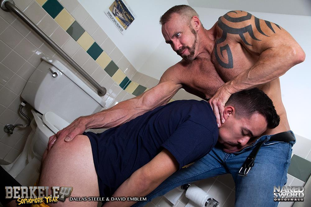 NakedSword-David-Emblem-Dallas-Steele-Older-Guy-Fucking-Younger-Guy-In-Bathroom-Video-12 My Older Professor Fucked Me In The University Bathroom